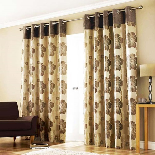 Red And Gold Living Room Curtains