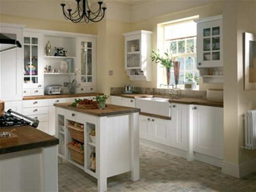 ikea shaker kitchen cabinets polished nickel faucet victorian curtain ideas – style ...