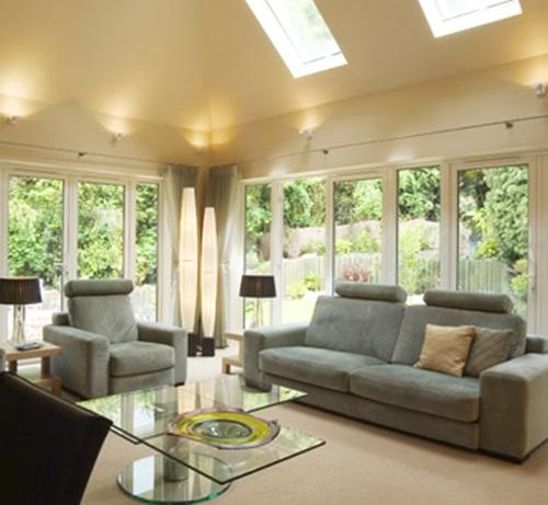 Zen Living Room Design  Declutter Color and Furniture