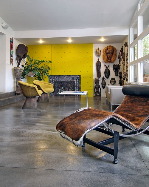 De-clutter, Color And Furniture