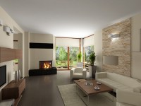 Zen Living Room Design  De-clutter, Color and Furniture ...
