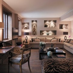 Afrocentric Living Room Ideas Tv Units African Safari - Interior Design