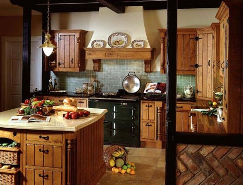 country kitchen theme ideas country and modern themes for kitchens interior design 16959