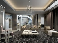 Creative Living Room Interior Design - Interior design