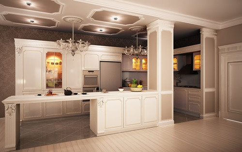 Master Kitchen Interior Design  Kitchen Cabinets