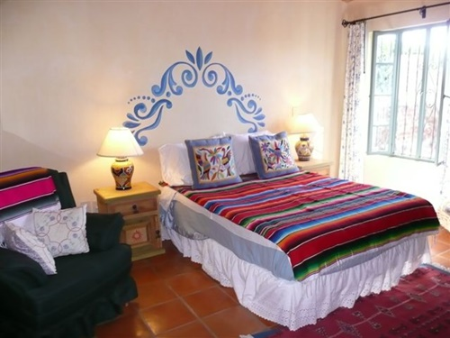 modern mexican bedroom design The Beauty of a Mexican Style Bedroom - Interior design
