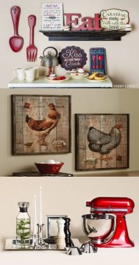 The Most Popular Themes For The Kitchen - Interior design