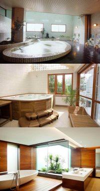 Japanese Bathroom Designs - Interior design