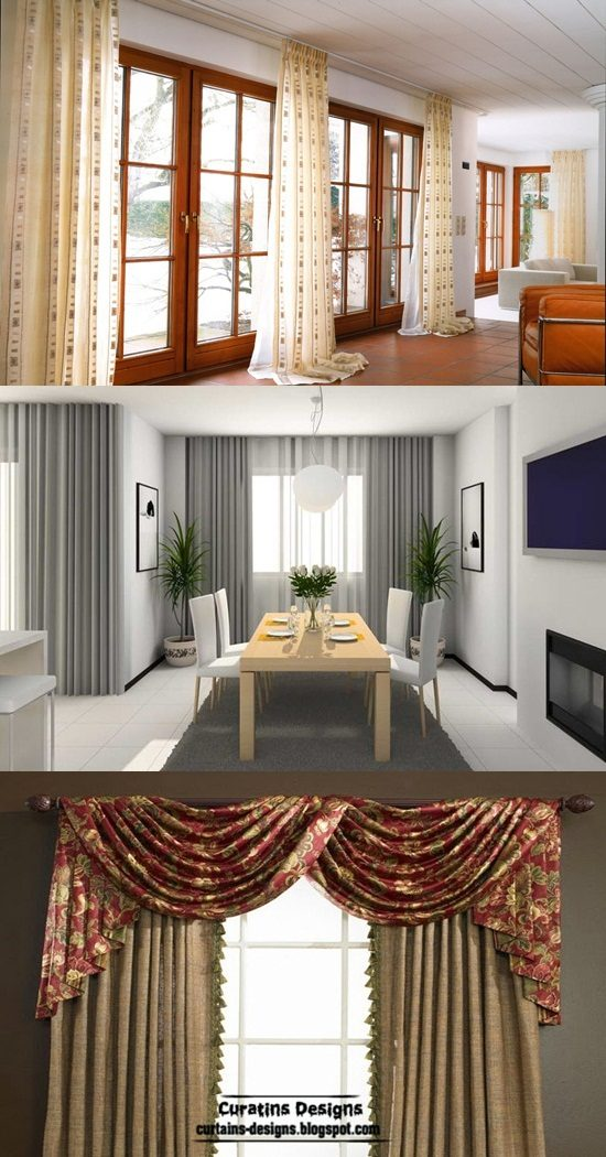 Best Curtains Styles Design Formal And Informal Interior Design