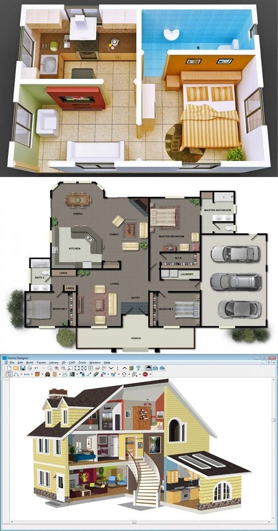 Room Design Software: 3D Software Program