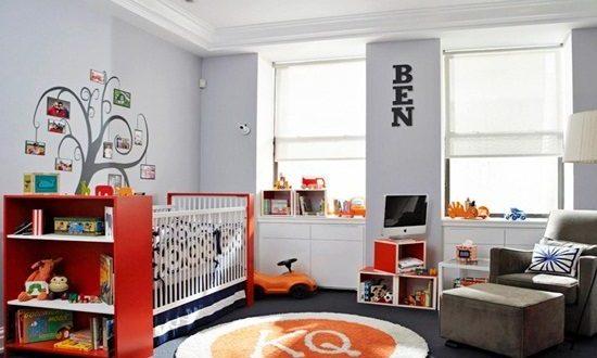 Gender Neutral Kids Bedrooms  Interior design