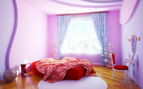 Let Your Teens Go Crazy With Their Bedrooms Interior Design