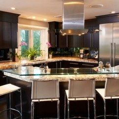 Install Kitchen Island Bars Classy Designs To Change The Look Of Your Home ...