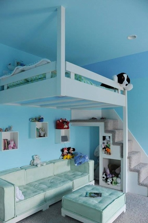 Creative SpaceSaving Ideas for Small Kids Bedrooms