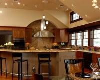 Modern Round Kitchen Island Interesting Ideas - Interior ...