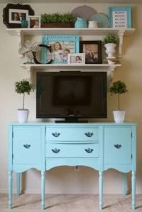 4 Decorative TV Stand Design Ideas - Interior design