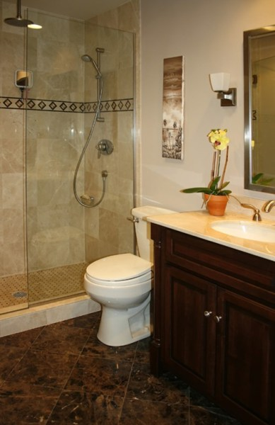 tiny bathroom remodel idea 4 Tips to Help You with Decorating Your Tiny Bathroom - Interior design