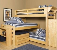 5 Types of Bunk Beds you Must Learn About - Interior design
