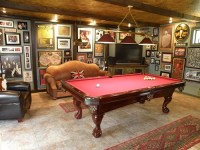 Cool Billiard Room Design Ideas - Interior design