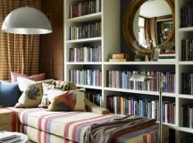 Interesting Home Library Designs for Modern Homes ...