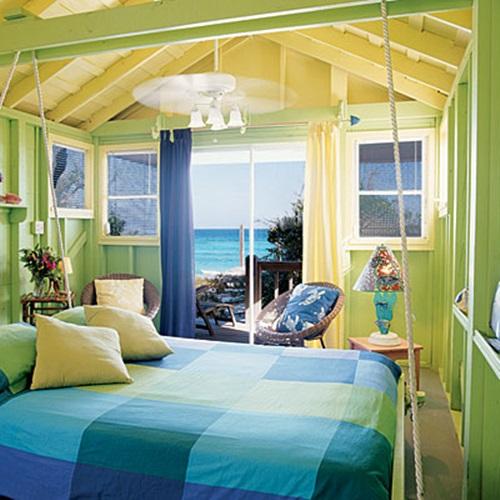 Tropical Theme Bedroom Decorating Ideas Interior Design