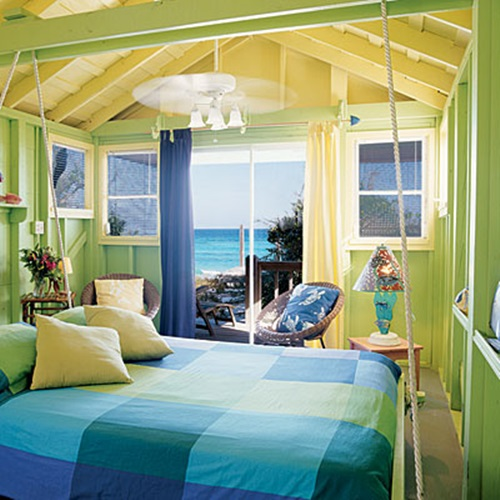 beautiful tropical bedroom design Tropical Theme Bedroom Decorating Ideas - Interior design