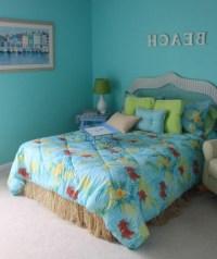 Tropical Theme Bedroom Decorating Ideas