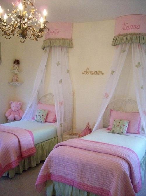 Ultramodern Different Sex Kids Bedroom Ideas