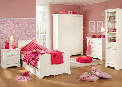 wonderful bedroom decorating ideas | Wonderful Classic Young Girl Bedroom Decorating Ideas ...
