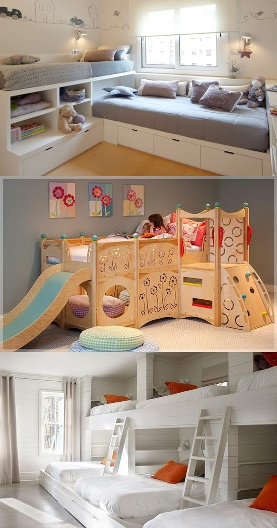 size bunk bed for teenager rooms
