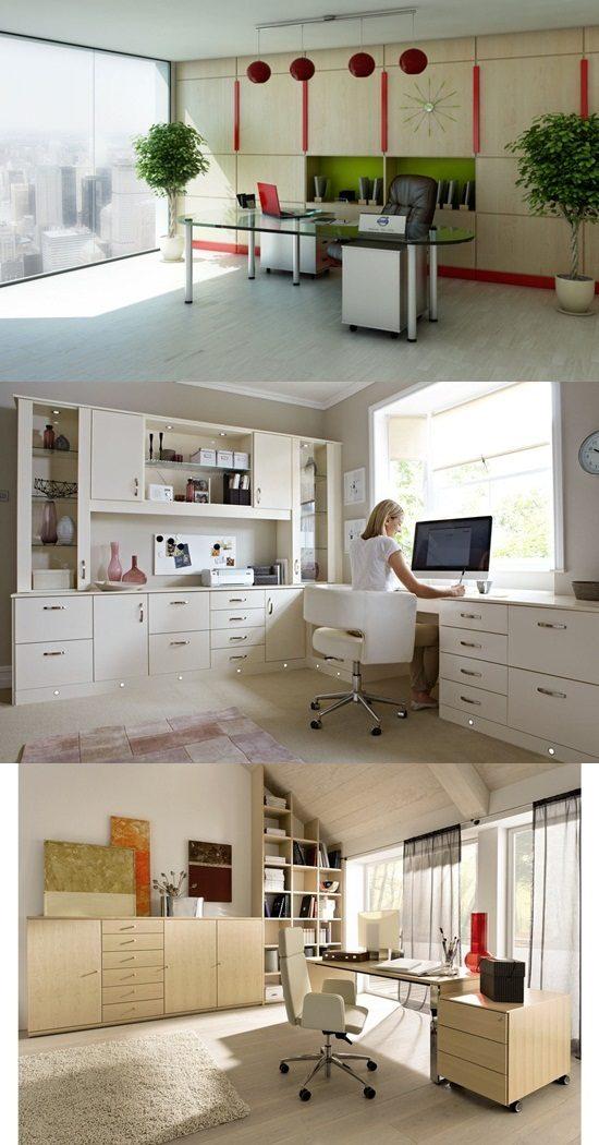 5 Unique Small Modern Home Office Design Ideas - Interior ...