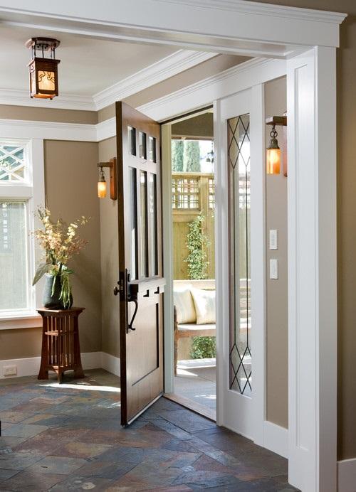 Contemporary Entryway Foyer Decorating Ideas Interior Design