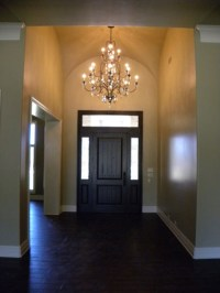 Contemporary Entryway Foyer Decorating Ideas - Interior design