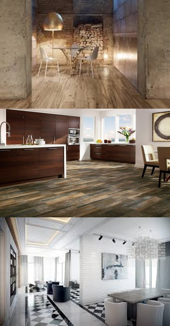 kitchen floor tile designs seating high-tech for modern homes