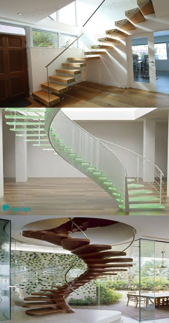 Innovative Interior Staircase Designs for Your Modern Home  Interior design