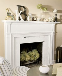 Decorate Non Working Fireplace - Design Decoration