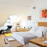 Small and Large Attic Room Design Ideas - Interior design