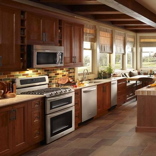 Brighten Your Kitchen With Asian Kitchen Ideas: Splendid Asian Kitchen Design And Decorating Ideas
