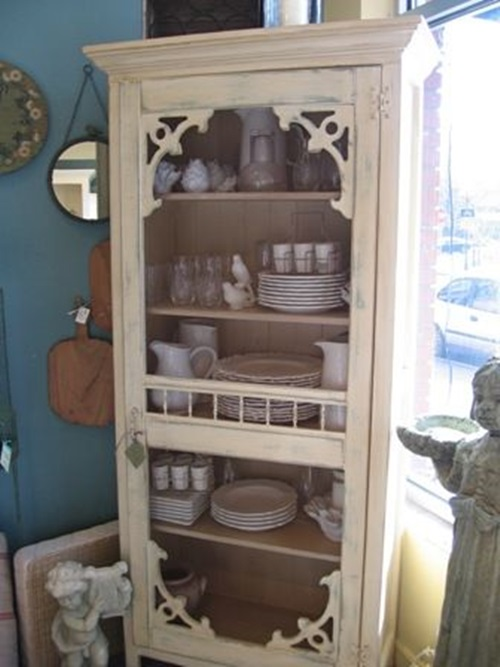 kitchen storage cabinets free standing cheap knobs and pulls creative ways to reuse your old screen door