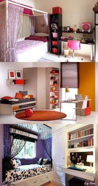 Inspiring Modern Teen Girl Bedroom Decorating Ideas ...