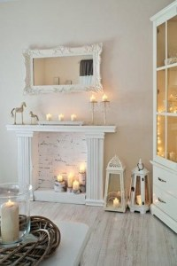 Interesting Ideas to Add a Fake Fireplace to Your Home ...