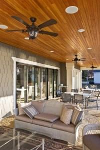 Interesting Porch Ceiling Design Ideas - Interior design