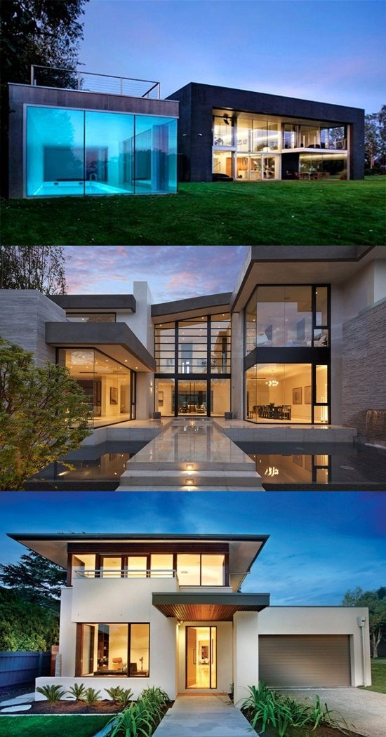 The Prominent Features of Modern Home Designs  Interior design