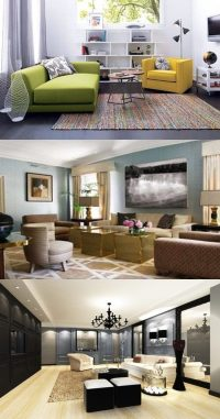 Three Multi-functional DIY Living Room Furniture Design ...