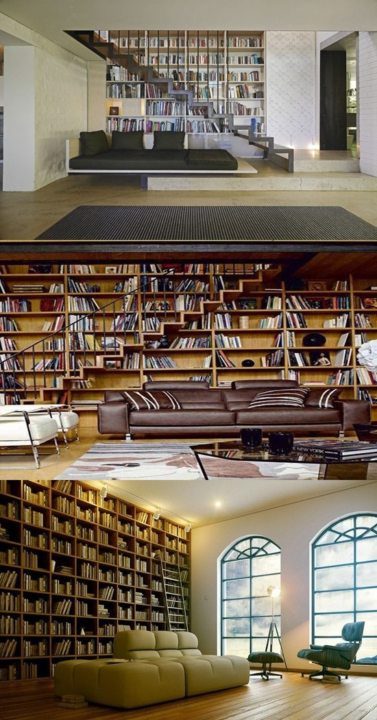 small sized sofas dark grey interesting home library designs for modern homes ...