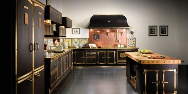 The Charm Of The Traditional Kitchen Designs Of The 18th