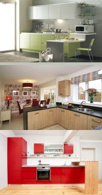 Get a modular kitchen design for your small kitchen area ...