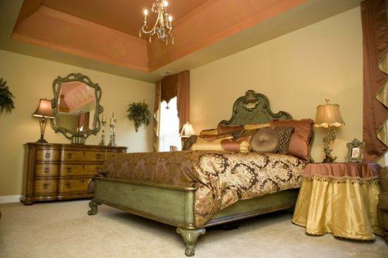 Magical Feminine Bedroom Ideas Inspired from Cheryl Hucks