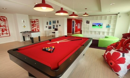 Have fun and get a Modern Billiard Table for your game