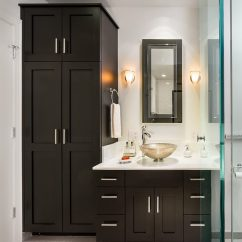 Small Kitchen Dining Sets Butcher Block Cart Feature Of Your Dream Master Bathroom By Lee Kimball ...